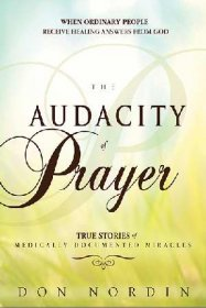 Audacity Of Prayer