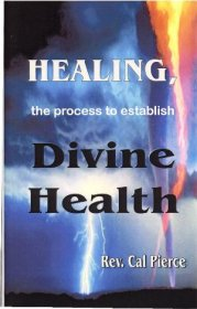 Booklet: Healing: process to establish Divine Health
