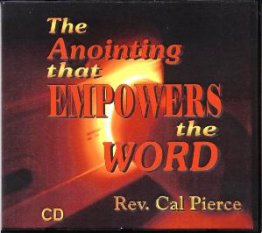 The Anointing that Empowers the Word  (CD)