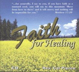 Faith for Healing (CD)