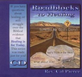 Roadblocks to Healing - MP3 Download