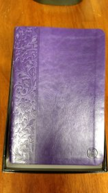Passion Translation Bible Purple for Annual Subscribers