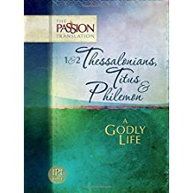 1&2 Thessalonians,Titus,& Philemon PT