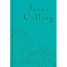 Jesus Calling Enjoying Peace in His Presence small