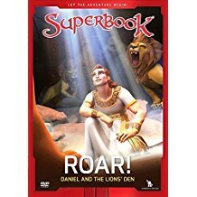 Roar! Daniel and the Lions Den dvd