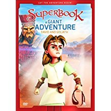 A Giant Adventure David and Goliath dvd