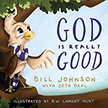 God is Really Good childrens book
