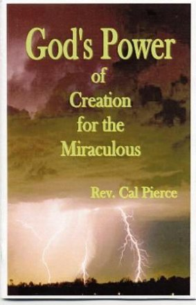 Booklet: God`s Power of Creation for the Miraculous