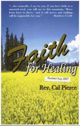 Booklet-Faith for Healing