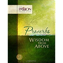 Proverbs Passion Translation
