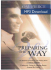 Preparing the Way Audio Book - MP3 Download