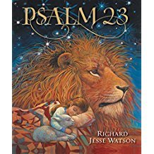 Psalm 23 childrens book