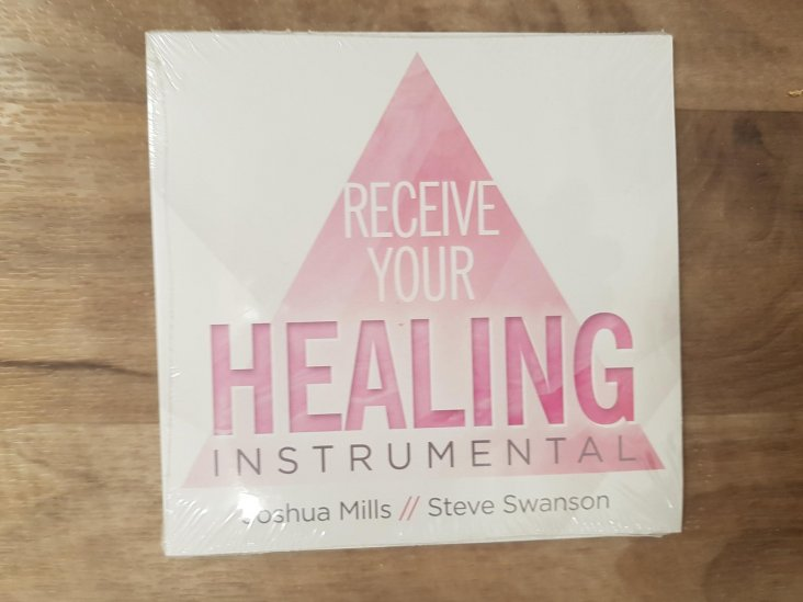 RECEIVE YOUR HEALING WITH HEALING INSTRUMENTAL