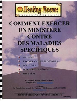 How to Minister to Specific Diseases (French)