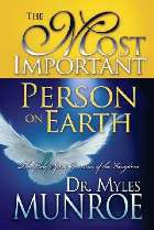 B-779-863   Most Important Person on Earth   by Myles Munroe