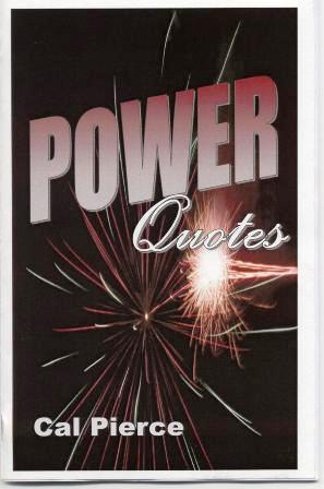 Booklet: Power Quotes!